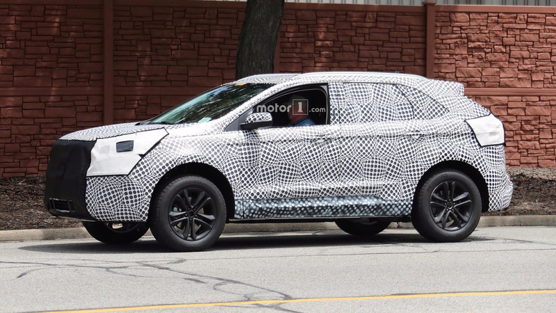 2015 - [Ford] Edge II - Page 5 2019-f13