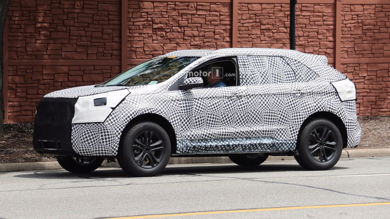 2015 - [Ford] Edge II - Page 5 2019-f15