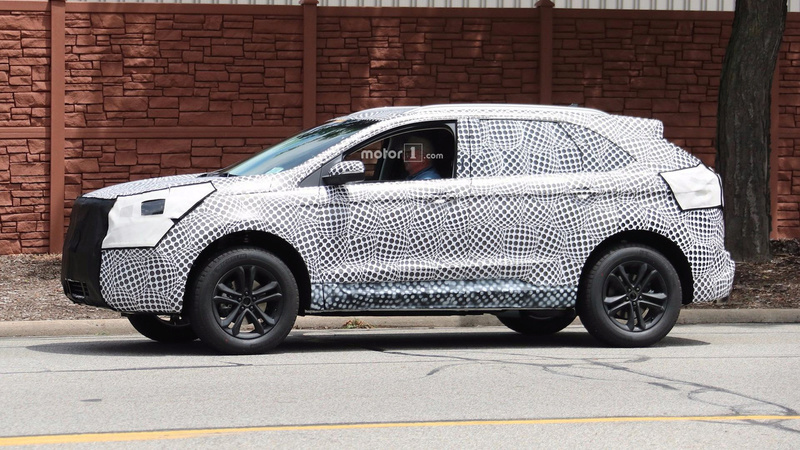 2015 - [Ford] Edge II - Page 5 2019-f16