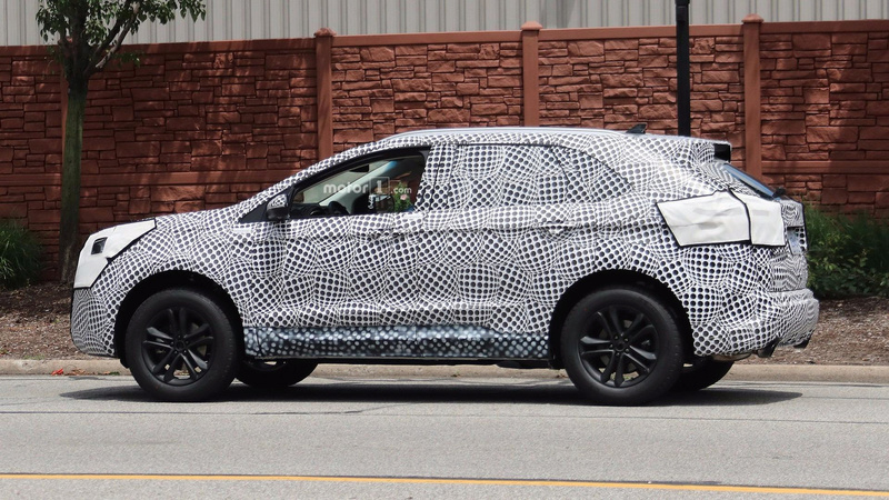 2015 - [Ford] Edge II - Page 5 2019-f17