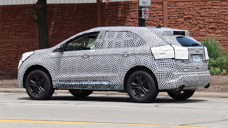 2015 - [Ford] Edge II - Page 5 2019-f18