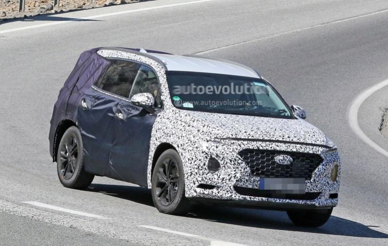 2018 - [Hyundai] Santa Fe IV 2019-h15