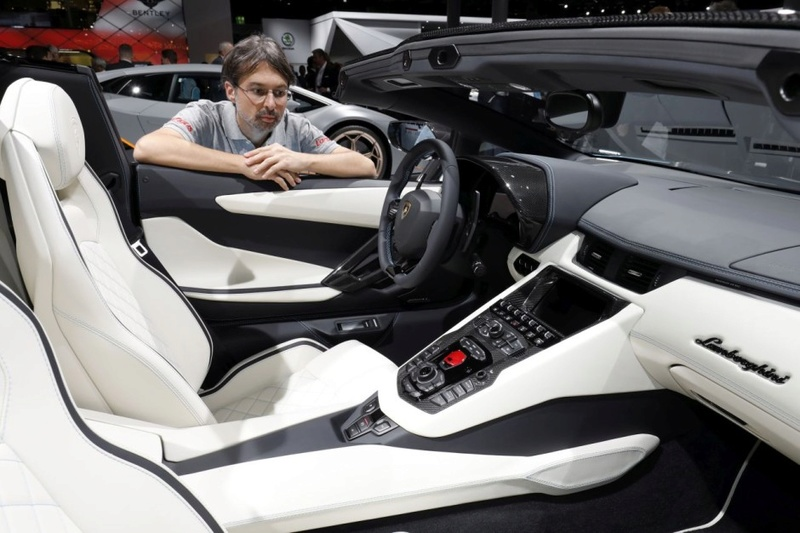2011 - [Lamborghini] Aventador LP700-4 - Page 26 21232810