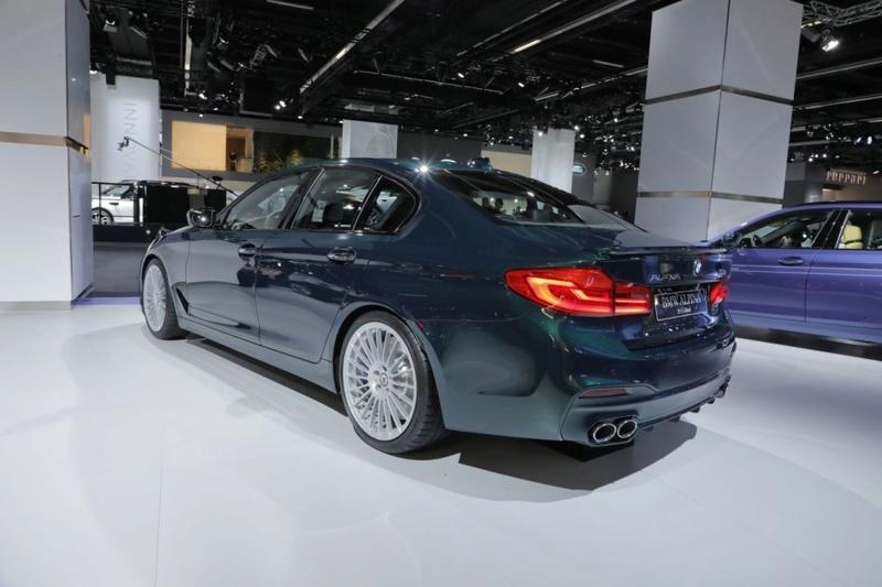 2016 - [BMW] Série 5 Berline & Touring [G30/G31] - Page 29 237b7f10