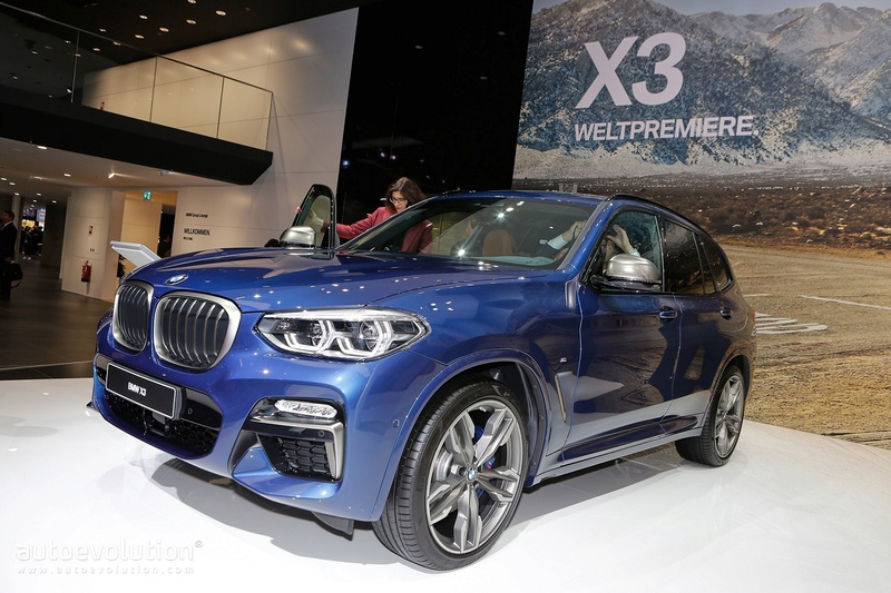 2016 - [BMW] X3 [G01] - Page 10 24dbd810