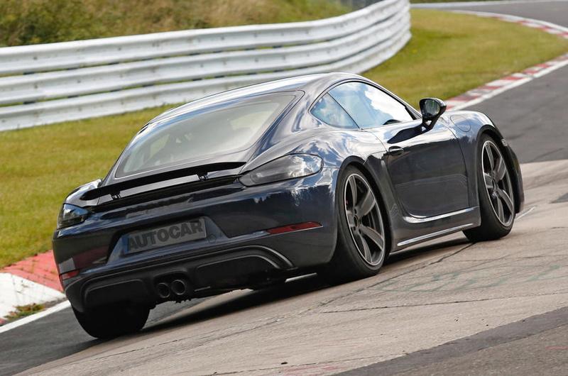 2016 - [Porsche] 718 Boxster & 718 Cayman [982] - Page 6 2691a510