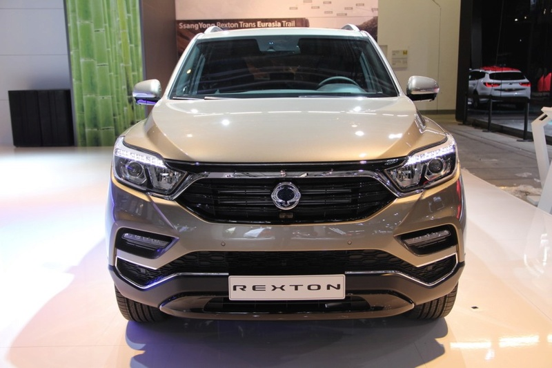 2017 - [SsangYong] G4 Rexton - Page 2 26d2f710