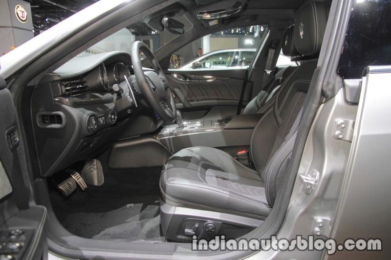 2017 - [Maserati] Quattroporte restylée 2b631e10