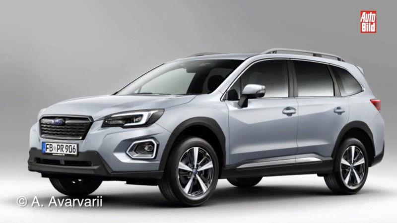2018 - [Subaru] Forester 371fe210
