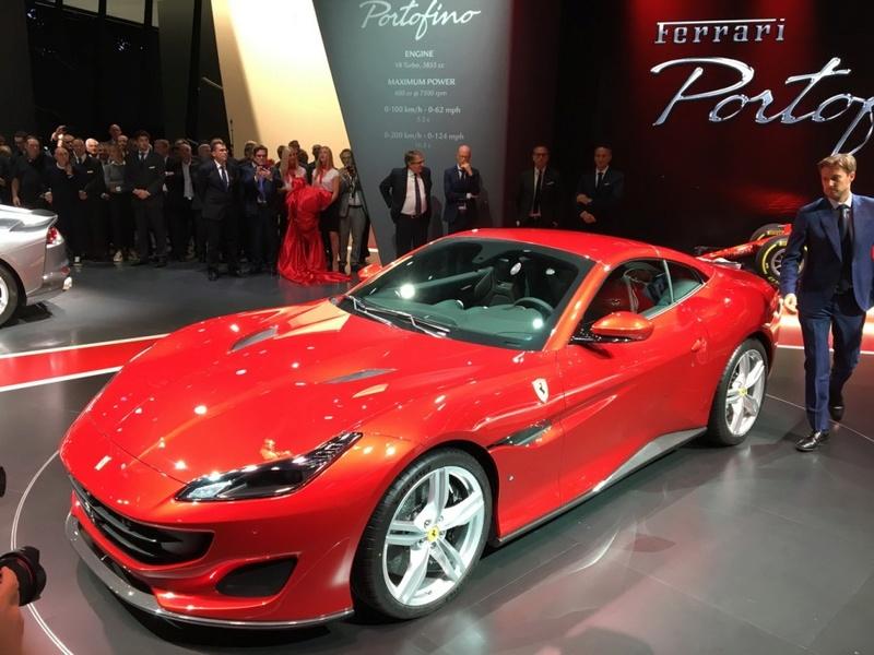 2017 - [Ferrari]  Portofino - Page 2 377b1910