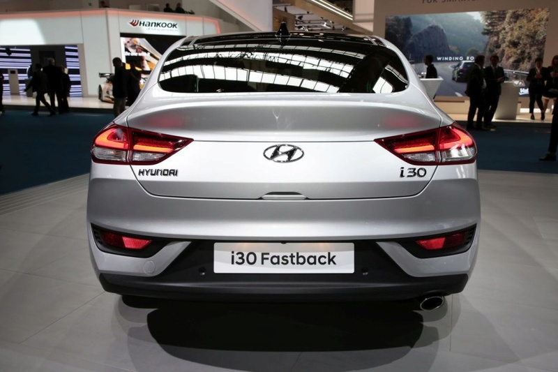 2017 - [Hyundai] i30 Fastback - Page 2 37949510