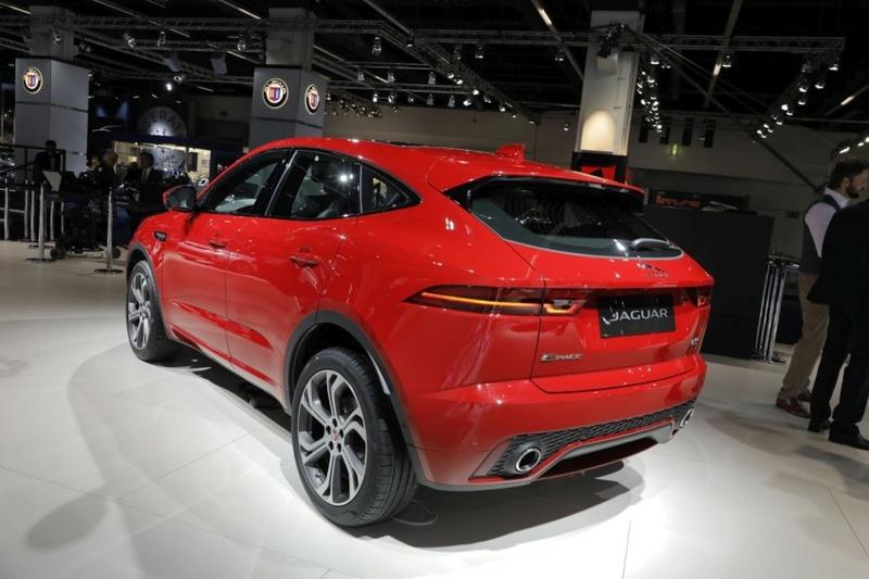 2017 - [Jaguar] E-Pace - Page 5 4035f410