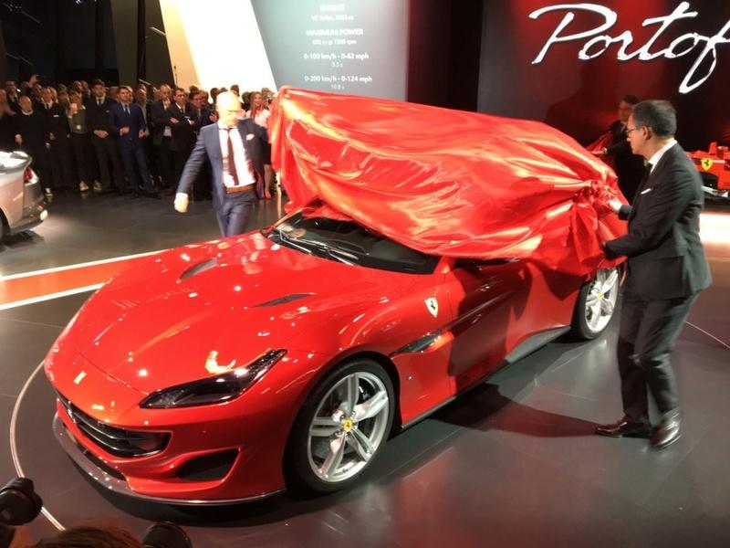 2017 - [Ferrari]  Portofino - Page 2 41ae3c10