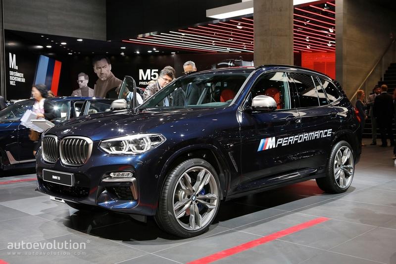 2016 - [BMW] X3 [G01] - Page 10 43261a10