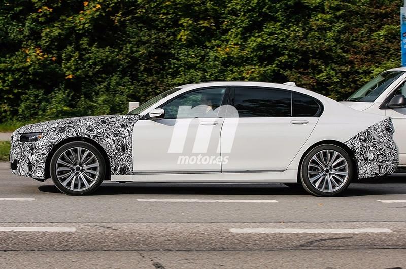 2019 - [BMW] Série 7 restylée  482b0010