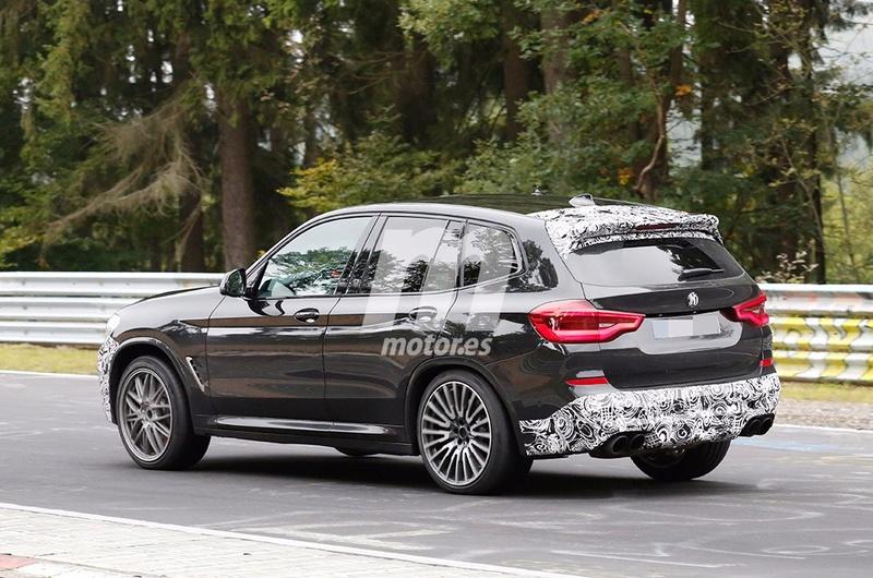 2016 - [BMW] X3 [G01] - Page 10 4ef75e10