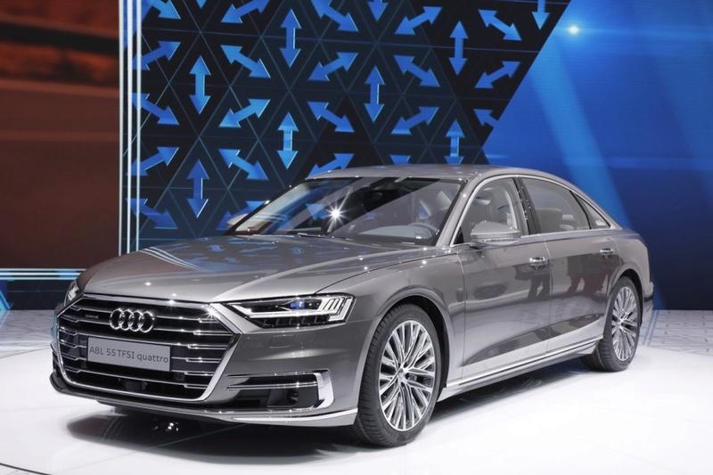 2017 - [Audi] A8 [D5] - Page 12 51e84610