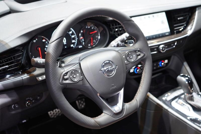 2017 - [Opel] Insignia Grand Sport [E2JO] - Page 32 543f7b10