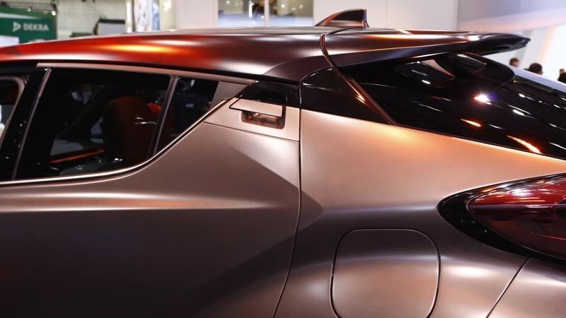 2016 - [Toyota] C-HR - Page 9 5531f010
