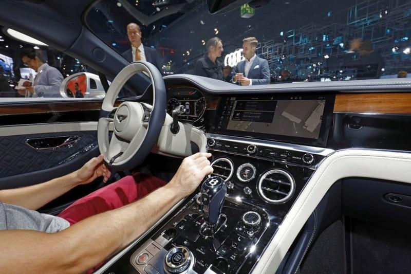2017 - [Bentley] Continental GT - Page 4 562beb10