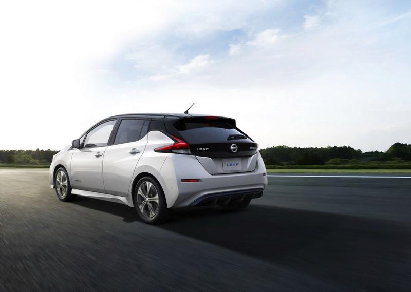2017 - [Nissan] Leaf II - Page 6 57947d10