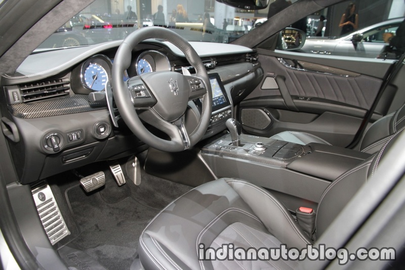 2017 - [Maserati] Quattroporte restylée 5be02610