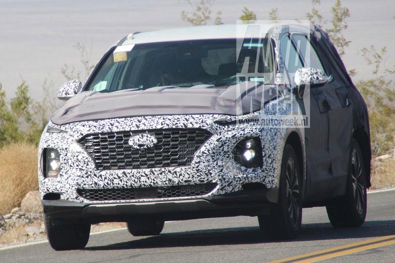 2018 - [Hyundai] Santa Fe IV 5j5y2710