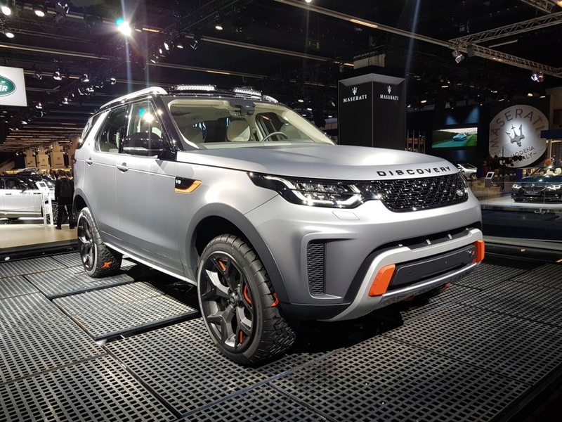 2016 - [Land Rover] Discovery V - Page 7 6268f410