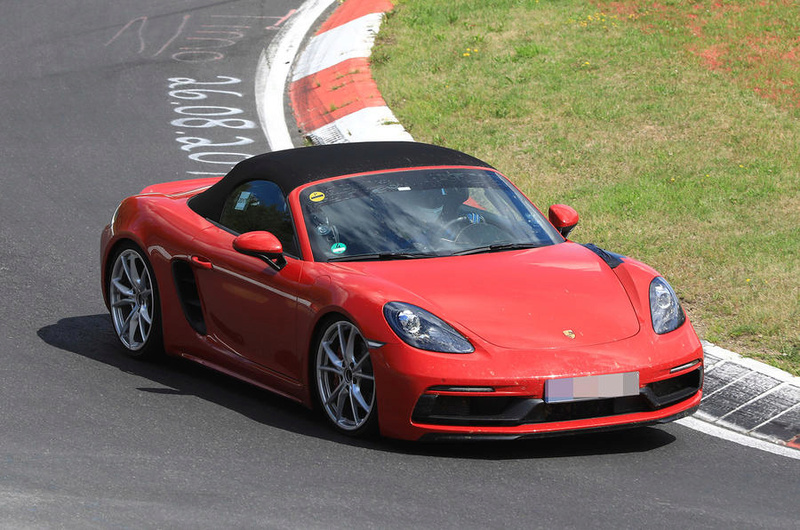 2016 - [Porsche] 718 Boxster & 718 Cayman [982] - Page 6 62f87110