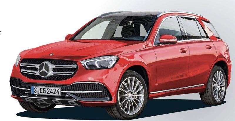 2018 - [Mercedes] GLE II ( ML IV ) - Page 3 644de010