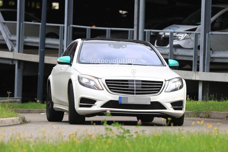 2020 - [Mercedes-Benz] Classe S 658a7910
