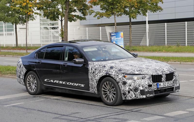 2019 - [BMW] Série 7 restylée  65a9ac10