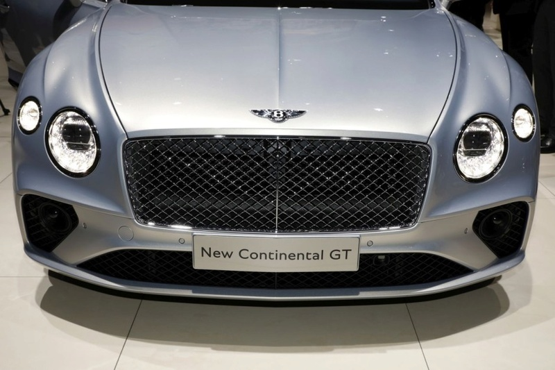 2017 - [Bentley] Continental GT - Page 4 682ffc10