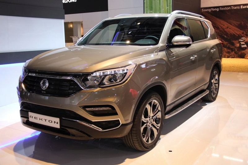 2017 - [SsangYong] G4 Rexton - Page 2 6a53b410