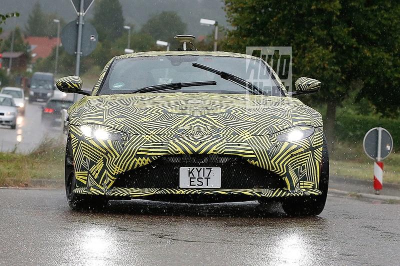 2017 - [Aston Martin] Vantage 6dzy9910