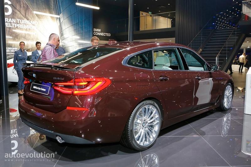 2017 - [BMW] Série 6 GT (G32) - Page 7 6e8d9b10