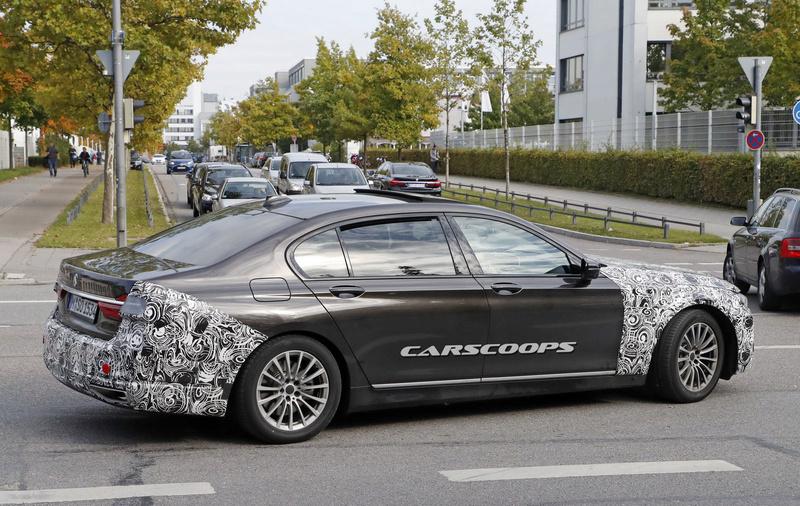 2019 - [BMW] Série 7 restylée  702ba410