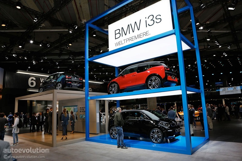 2017 - [BMW] i3 restylée - Page 2 70741d10
