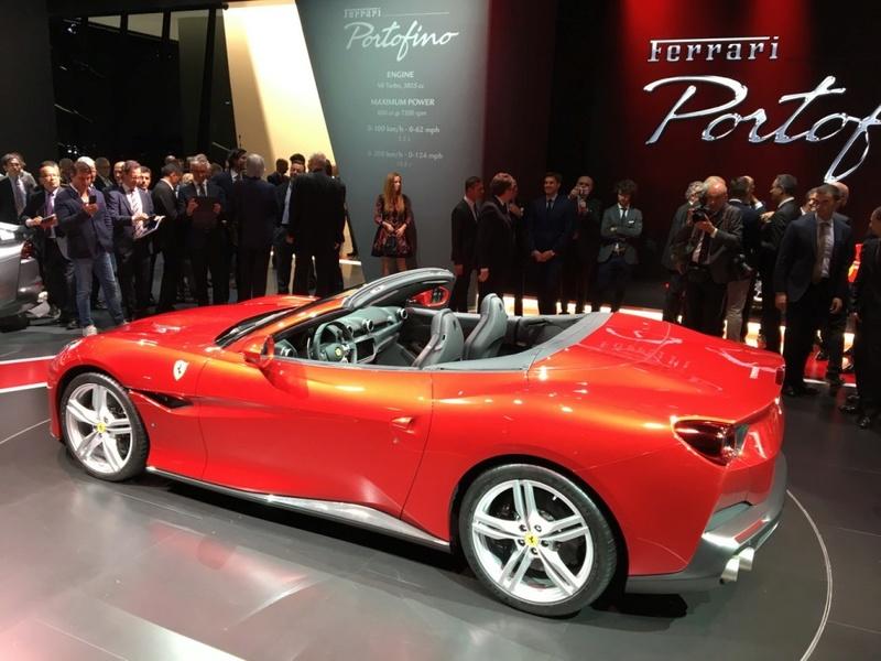 2017 - [Ferrari]  Portofino - Page 2 72847710