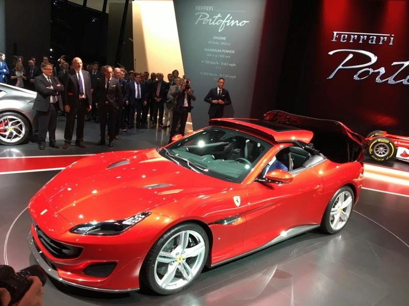 2017 - [Ferrari]  Portofino - Page 2 75b7f110