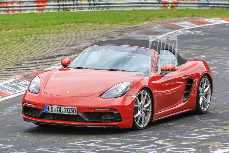 2016 - [Porsche] 718 Boxster & 718 Cayman [982] - Page 6 75byxm10