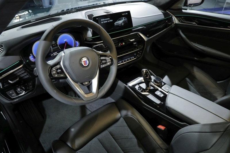 2016 - [BMW] Série 5 Berline & Touring [G30/G31] - Page 29 7ee51410