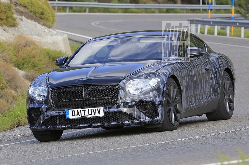 2017 - [Bentley] Continental GT - Page 3 80iywm10