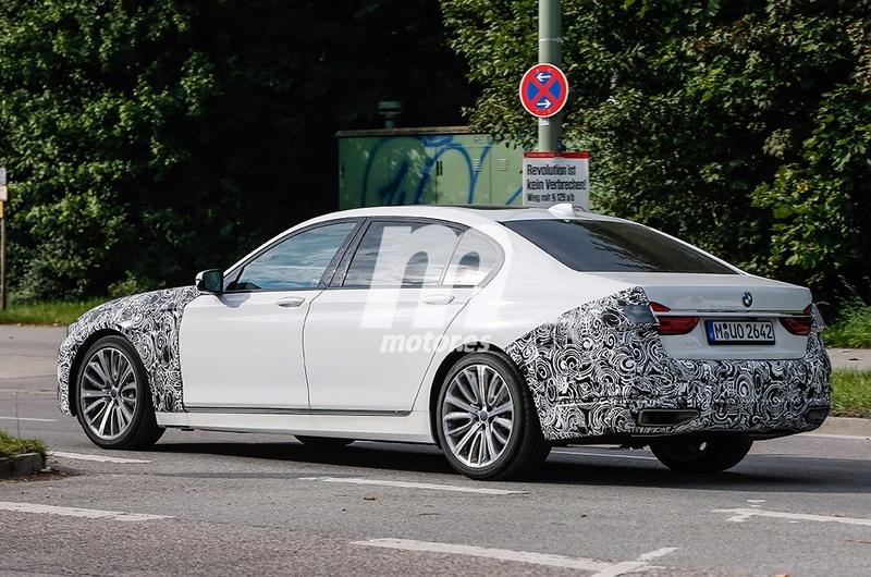 2019 - [BMW] Série 7 restylée  82f51210
