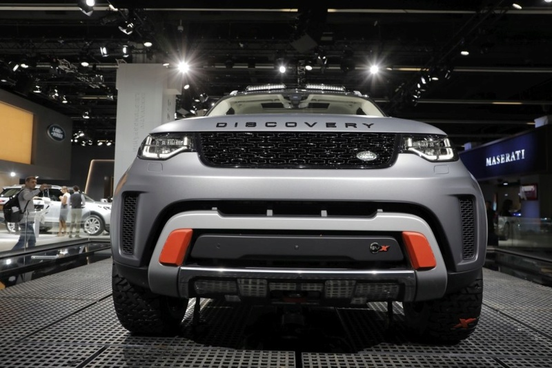 2016 - [Land Rover] Discovery V - Page 7 8595d210