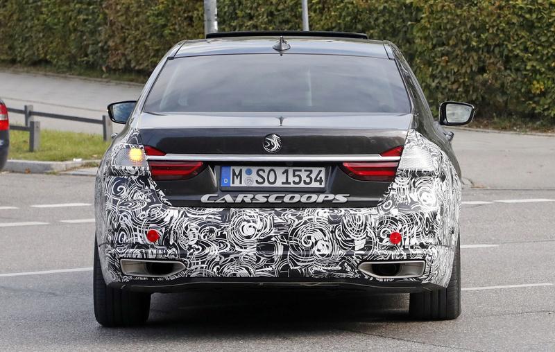 2019 - [BMW] Série 7 restylée  8cdebb10
