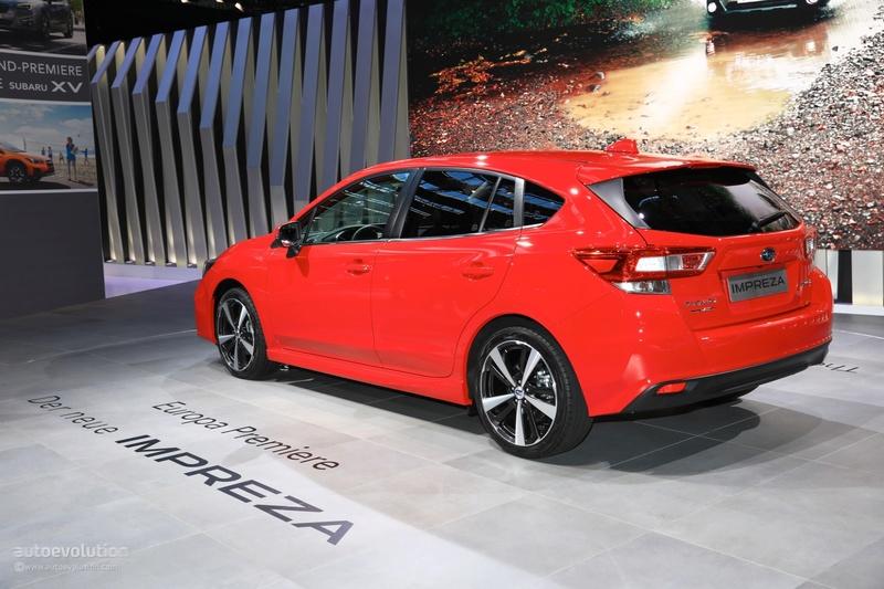 2016 - [Subaru] Impreza - Page 2 93981b10