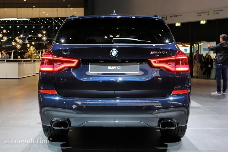 2016 - [BMW] X3 [G01] - Page 10 9acc8c10