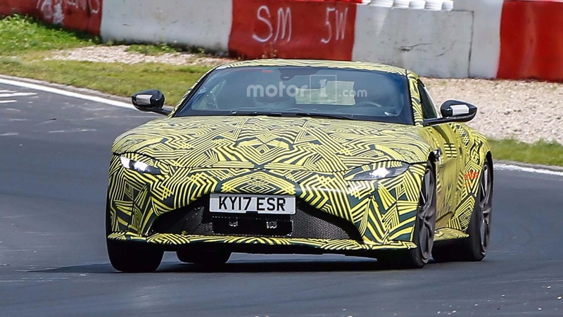 2017 - [Aston Martin] Vantage 9cad8f10