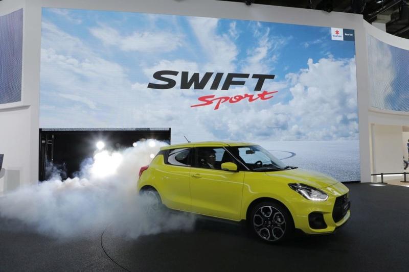 2017 - [Suzuki] Swift III - Page 6 A3724810